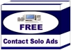 Give You A Special Link To Get Thousands Of Free Contact Solo Ads