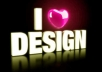 design ANY graphics image such as logo, banner, header etc, professional and stunning ..@