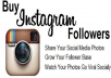 get you 5000 Top Quality INSTAGRAM followers in less then 8 hours only!!@@