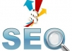 create 500 high pr SEO backlinks for your web page which are google panda and penguin safe backlink + will ping back links..@