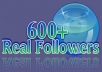 get you 600 REAL instagram followers on your account Plus a Bunch of Likes and Comments ....@
