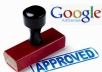 create original and fully approved adsense account