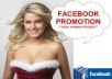 Promote Your Sites/Link/Photo to 25000 REAL HUMAN Facebook Friends