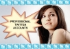 Give You 75 PROFESSIONAL Twitter Accounts to Triple Your Income Overnight