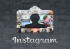 give You 2000+ Instagram followers within 24hrs