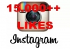 give You 9000++ Instagram Likes, Very Fast Delivery....