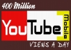 Give You 5000+ Real YOUTUBE Views + 50 Likes + 50 Subscribers + 50 Favorites + 10 Comments[Real Humans] 