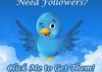 Provide 40,000 TWITTER Followers To Your Any 2 Twitter Account Within Few Hours 20000x2=40000