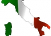 send 2500 real, targeted visitors from Italy to your website; boost your website TRAFFIC..@
