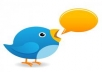 set up a twitter account retweet system to get your leads