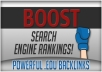 Create 1100 EDU backlinks for your Site To Significantly Boost your Google ranking