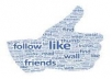 !!!!promote your WEBSITE or any link to my active and responsive 30000000 Facebook group members and 12000 Facebook fans !!!!