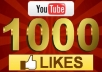 give you 400+ YouTube Likes in 24 HRS or longer!!!