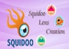 create A High Quality Squidoo Lens Of 500 plus Words