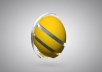 create this 3D BALL Animation Logo reveal intro video for your Logo