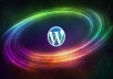 move Wordpress site to new host for you in less than a day!!!