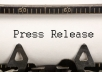 write a high quality Press Release and submit it for syndication across the internet, gaining you valuable backlinks and publicity###