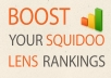 send You 600 Squidoo Likes, UP to 60 Squidoo Likes to each of your 10 Squid Lenses, Happy December Offer..@
