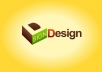 create 2 professional and killer LOGO Designs for your website,blog,business,company or for personal use!!!