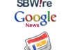 submit your Press Release to GOOGLE News through SBWire, PRBuzz and 25+ High pr Press Release Services.