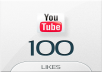 give you 100+ quality real YOUTUBE likes 
