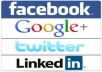 promote your website to more than 70,000 people on facebook,twitter,digg,delicious and more