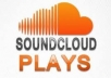 get You 40000 Soundcloud PLAYS and 10000 Downdloads Within 24 - 48 Hours To boost Your SoundCloud Tracks
