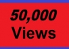 give you guaranteed 50,000+ youtube views