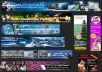 make BANNER or Header or logo for your company or website in any custom size and full satisfaction is guranteed