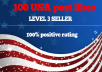provide 100+ USA Real FACEBOOK Likes to your  post without Admin access