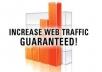 send 7000 visitors to your website