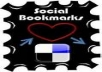 help you to submit your website or blog to 20 social bookmarking sites manually and deliver real visitors + juicy backlinks to your site