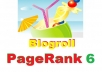 place your link on my PR6 Blogroll Links Permanent