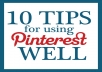 $install Pinterest Button on your Website/Blog