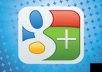 give you 175 google +1's to your website