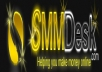 add put Your signature on smmdesk for 5 month