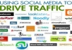 send 10,000 traffic to your website only