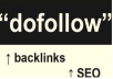 Provide 750 DoFollow backlinks PR1-8 no zero