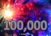 SEND KiLLEr SUCCESS ★★100,000★★ YES 100K VISITORS★★to your WEBsite For TOP RANKING ONLY