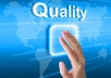 write Quality Contents & Articles