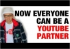 help you get your youtube account video approved for monetization