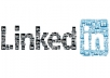 increase your 350+Linkedin share on your website which is doing by 100% real people & user