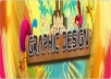 design any type of Flyer, Cover, Poster, Banner, Header for advertise anything