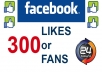 add 300+ Facebook Likes, Fans to your Fan Page or Website or Blog within 48 Hours...!!!!!