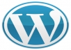 install Wordpress on your server with desired theme and plugins