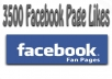 give you 3500+ USA facebook likes just within 72 hours