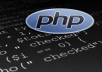 help you in Php,Javascript,Css,Html