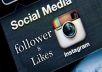 Provide you 20000 PERMANENT INSTAGRAM Follower within 6Hrs