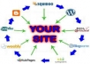 give 45 PR7 to PR3 backlinks, 100 PR8 to PR3 LINKWHEEL and 2250 social bookmarks Guaranteed PENGUIN AND PANDA SAFE