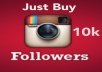 Send 10000 Instagram Followers to your account In 24 hours